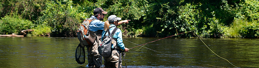 Fly Fishing Massachusetts